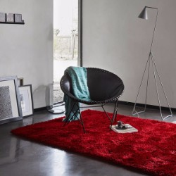 New Glamour 3303 15 Red Rug