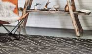 Asiatic Nomad NM01 Dark Grey Rug