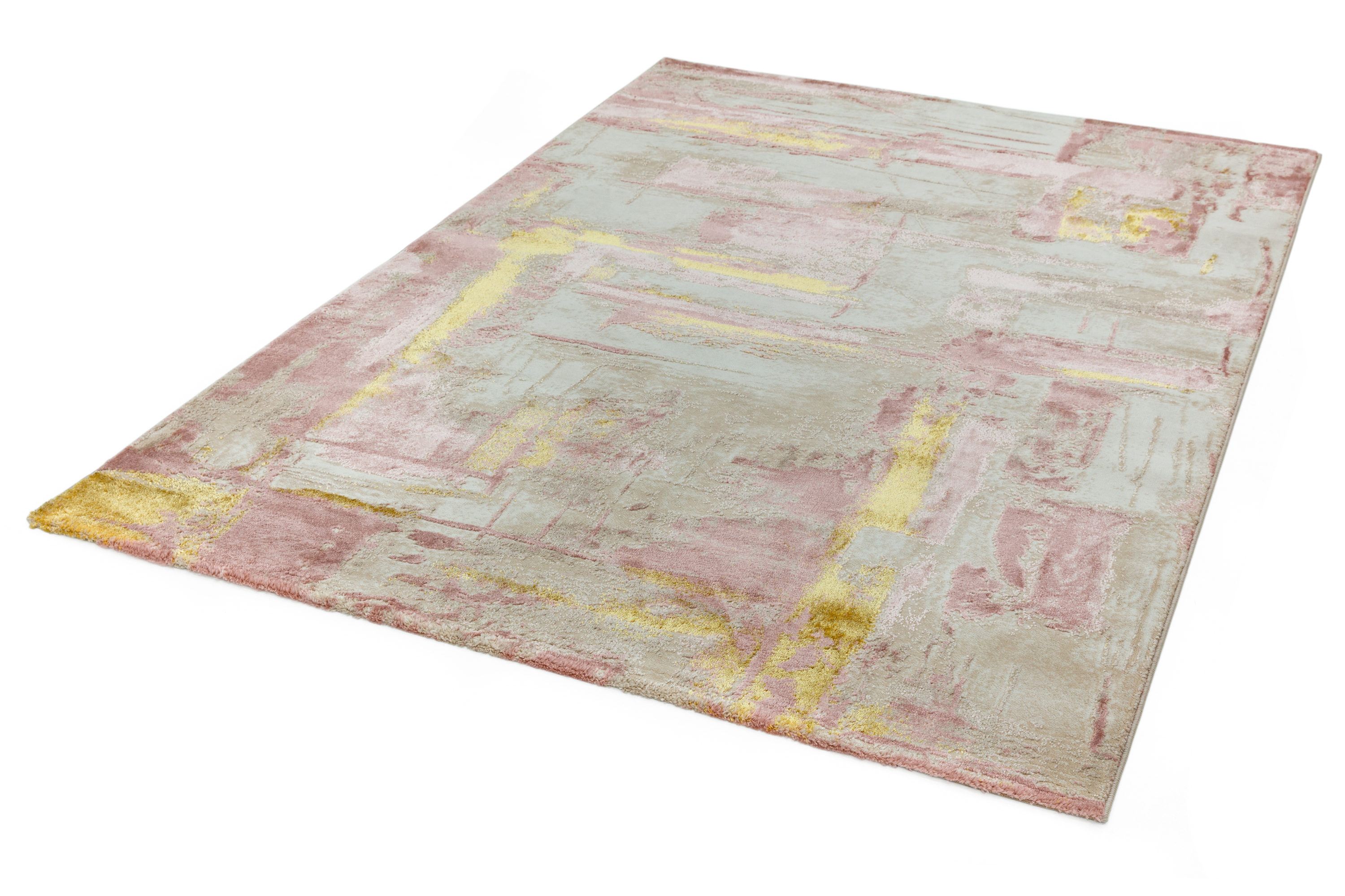 Orion OR01 Decor Pink Rug