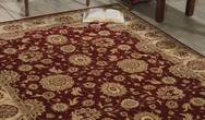 Persian Crown PC002 Red Rug