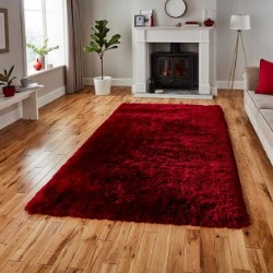Red Shag Rugs with Free UK Delivery | Rugs Direct
