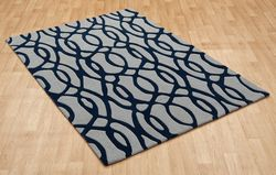 Wire - Matrix MAX36 Blue Rug