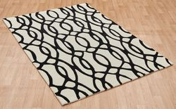 Wire - Matrix MAX35 White Rug