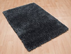 Asiatic Spiral Steel Rug