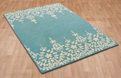 Guild - Matrix MAX05 Blue Rug
