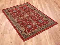 Ziegler 347 Red Rug