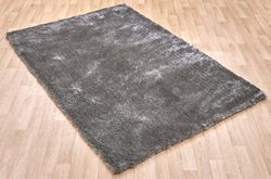 Whisper Tungsten Rug