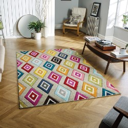 PICCADILLY    5996E Multi Rug