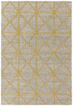 Prism Ochre Yellow Rug