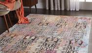 Radiant Nourison RAD04 multicoloured Rug