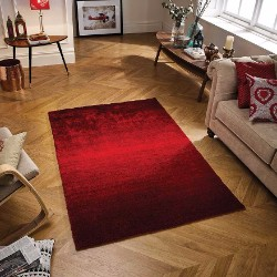 Rio Weavers Red Rug