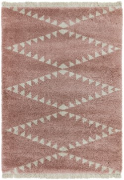 Rocco RC01 Pink Rug