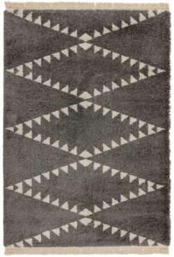 Rocco RC04 Charcoal Rug