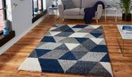 Royal Nomadic 7611 Cream Navy Rug