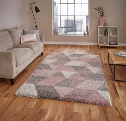 Royal Nomadic 7611 Rose Cream Rug