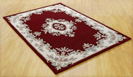Royal Indian Red Rug