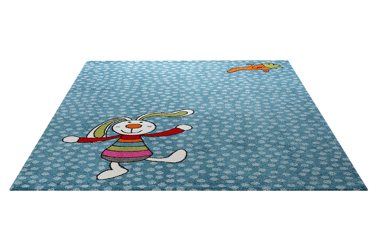 SigiKid 1 Rainbow Rabbit 0523-01 Rug