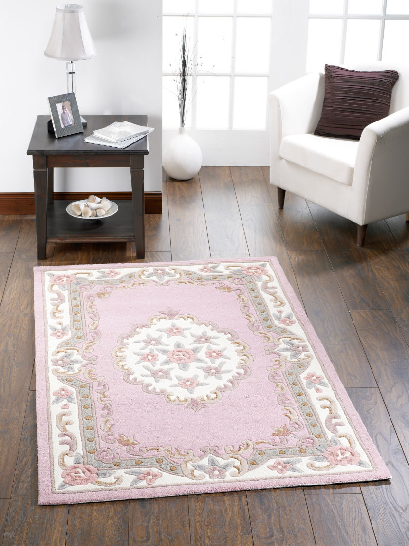 Shensi Rose Pink Rug Part 87