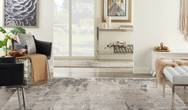 Tangra TNR05 Cream Grey Rug