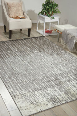 Twilight Nourison TWI14 Smoke Rug