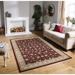 Tabriz 501R Red Rug