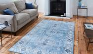 Topaz Think Topaz G4705 Light Blue Rug