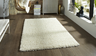 Vista - Plain 2236 Cream Rug