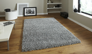 Vista - Plain 2236 Grey Rug