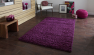 Vista - Plain 2236 Purple Rug