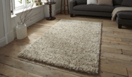 Vista - Plain 4803 Cream Rug