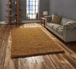 Vista - Plain 2236 yellow Rug