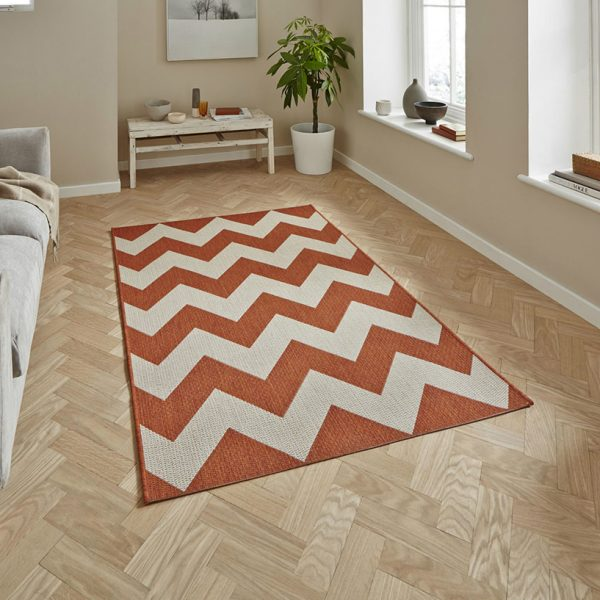Cottage CT5191 Terracotta Rug