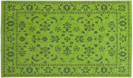 Young Urbanite 8076  Beetle Green Rug