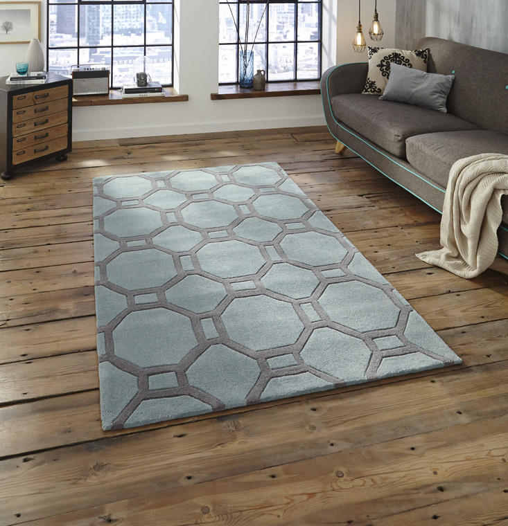 Nobel House 4338 Blue Grey Rug