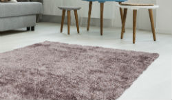 Diamond Crystal Taupe Rug