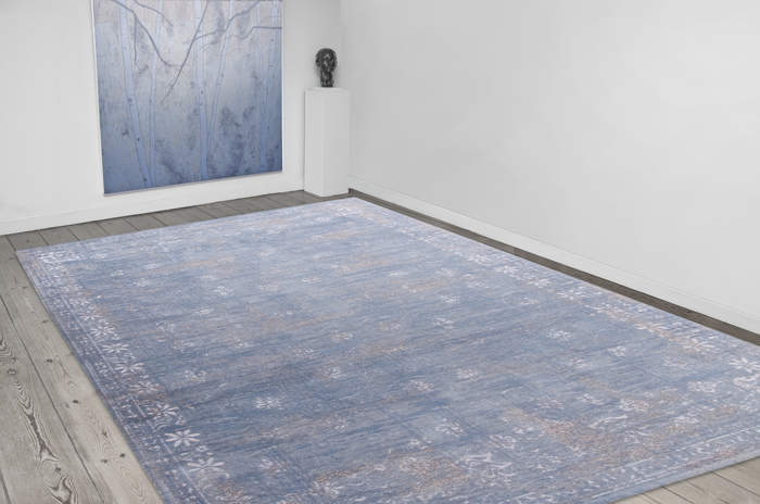 Cameo Kopie Dutch Blue Rug