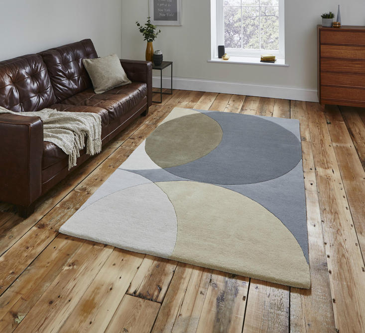 Think Elements EL43 GREY Rug