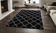 Elements EL65 Black Rug