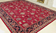 Farsistan Red Rugs