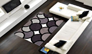 Harlequin Bubble/Facet Bubble Grey - HA10-005 Rug