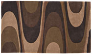 Harlequin Warp Warp Chocolate - HA10-016 Rug