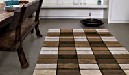 Harlequin Grid Grid Chocolate - HA10-033 Rug