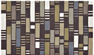 Harlequin Zip/Blocks Zip Chocolate - HA10-037 Rug