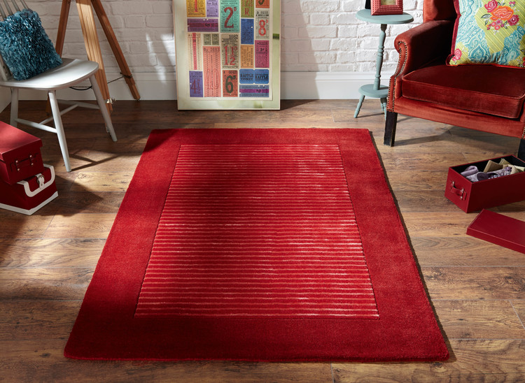 Henley Red Rug