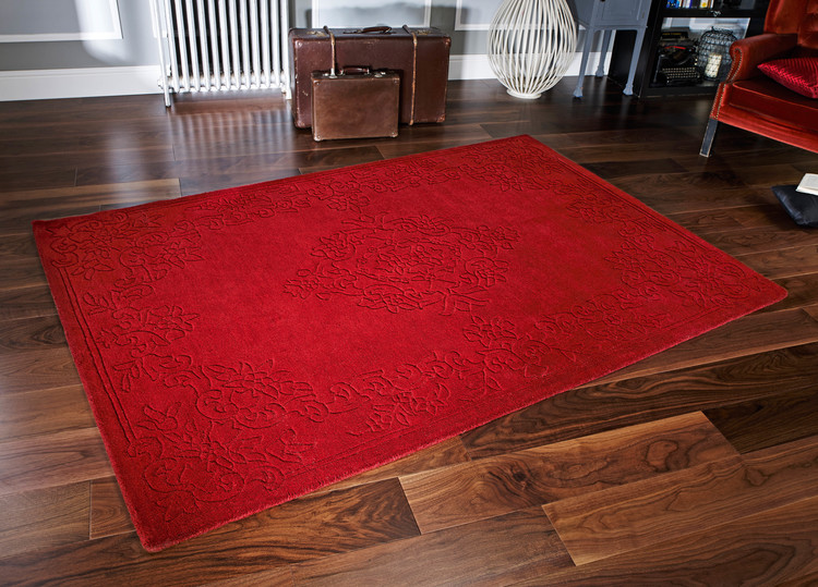 Imperial Red Rug