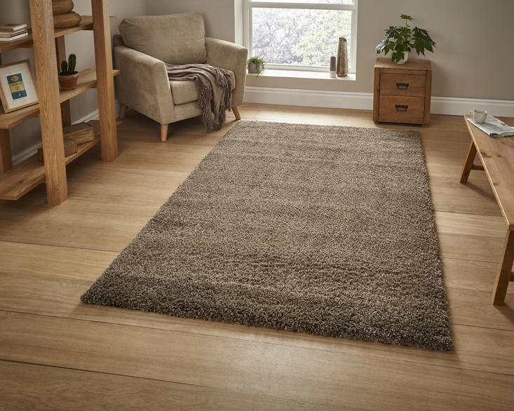 Loft 01810A Light Brown Rug