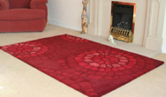 Matrix MA09-905 - Cobble Crimson Rug