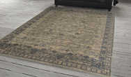 Fedra 8050 Mole Brown Rug