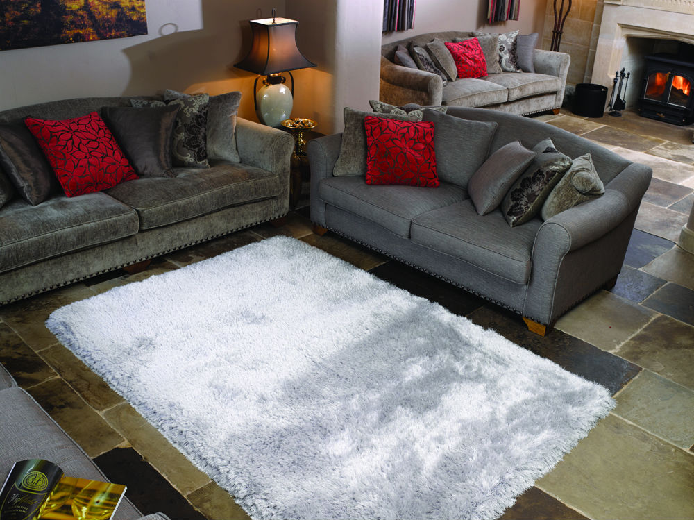 Pearl Silver Rug