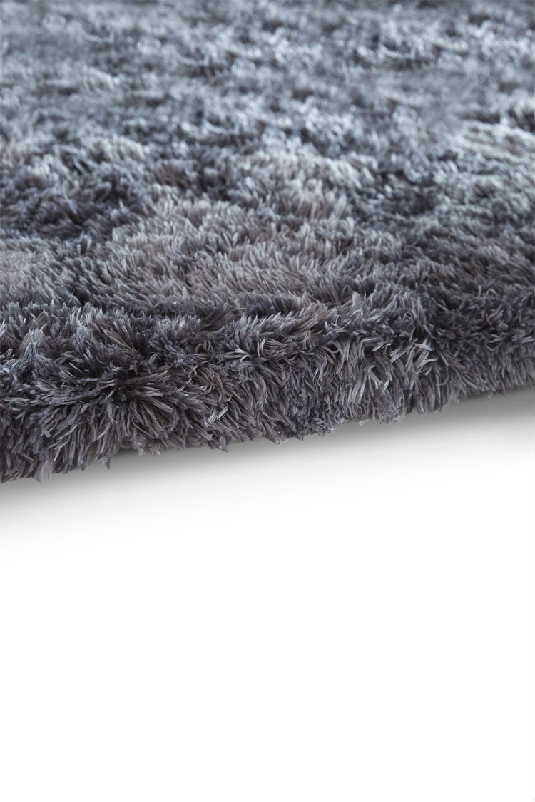 Snuggles Dark Grey Rug